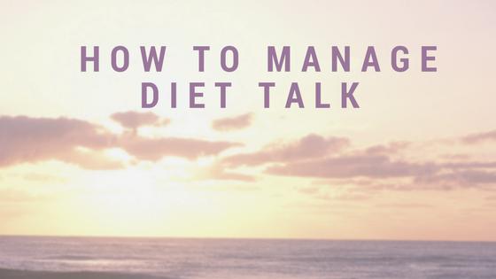 How to Manage DietTalk