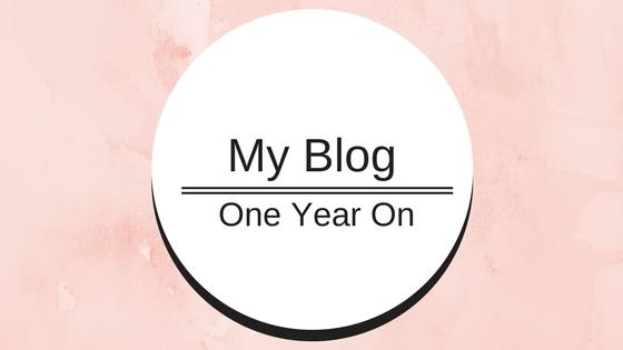 My Blog: One YearOn